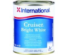 INTERNATIONAL Cruiser Bright white 0.75L blanc brillant