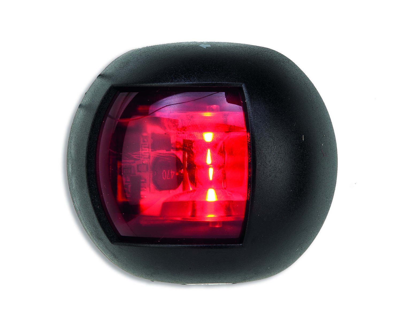 trem orsa led feu de babord rouge noir 112 5 feux de. Black Bedroom Furniture Sets. Home Design Ideas