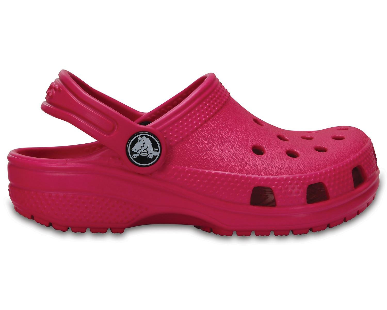 bf90adad40adc CROCS Classic enfant - Rose bonbon - 25 26 - Chaussures - BigShip ...