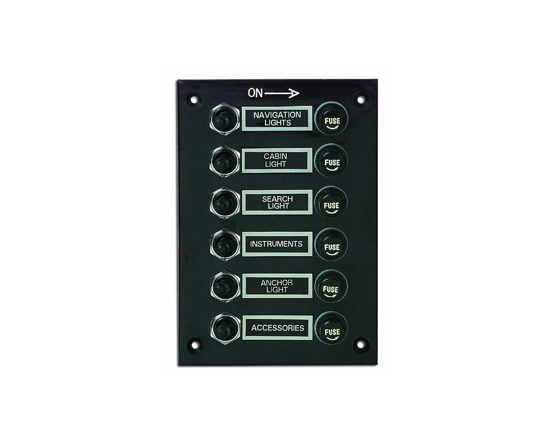 Tableau lectrique tanche 6 interrupteurs tableaux - Tableau electrique etanche ...