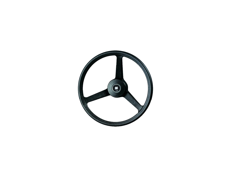 ultraflex v32 volant plastique 335mm noir volant bigship accastillage accessoires pour. Black Bedroom Furniture Sets. Home Design Ideas
