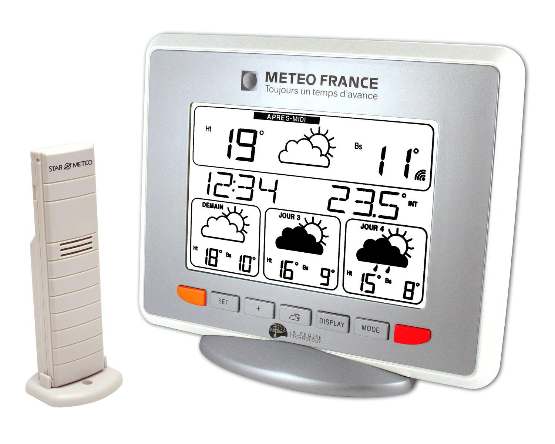 la crosse wd9530i station meteo france stations m t o. Black Bedroom Furniture Sets. Home Design Ideas