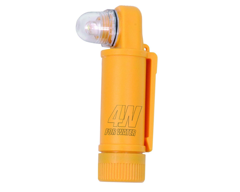 lampe flash gilet