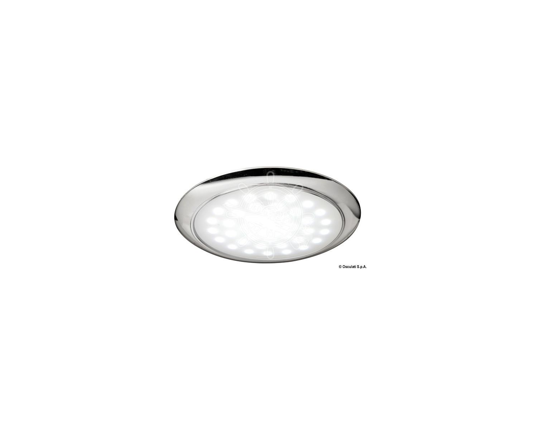 osculati eclairage led ultraplat avec interrupteur sensitif spots bigship accastillage. Black Bedroom Furniture Sets. Home Design Ideas