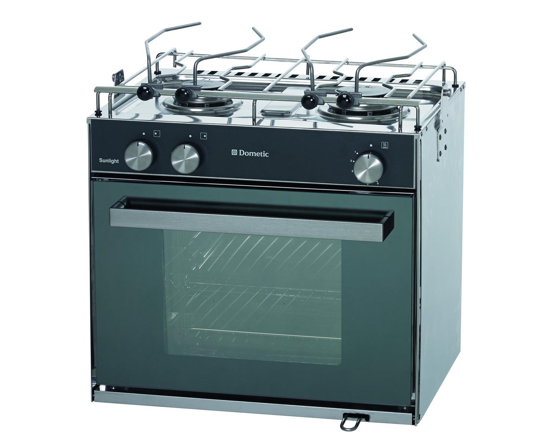 dometic cuisini re sunlight 2 feux r chauds fours bigship accastillage accessoires pour. Black Bedroom Furniture Sets. Home Design Ideas
