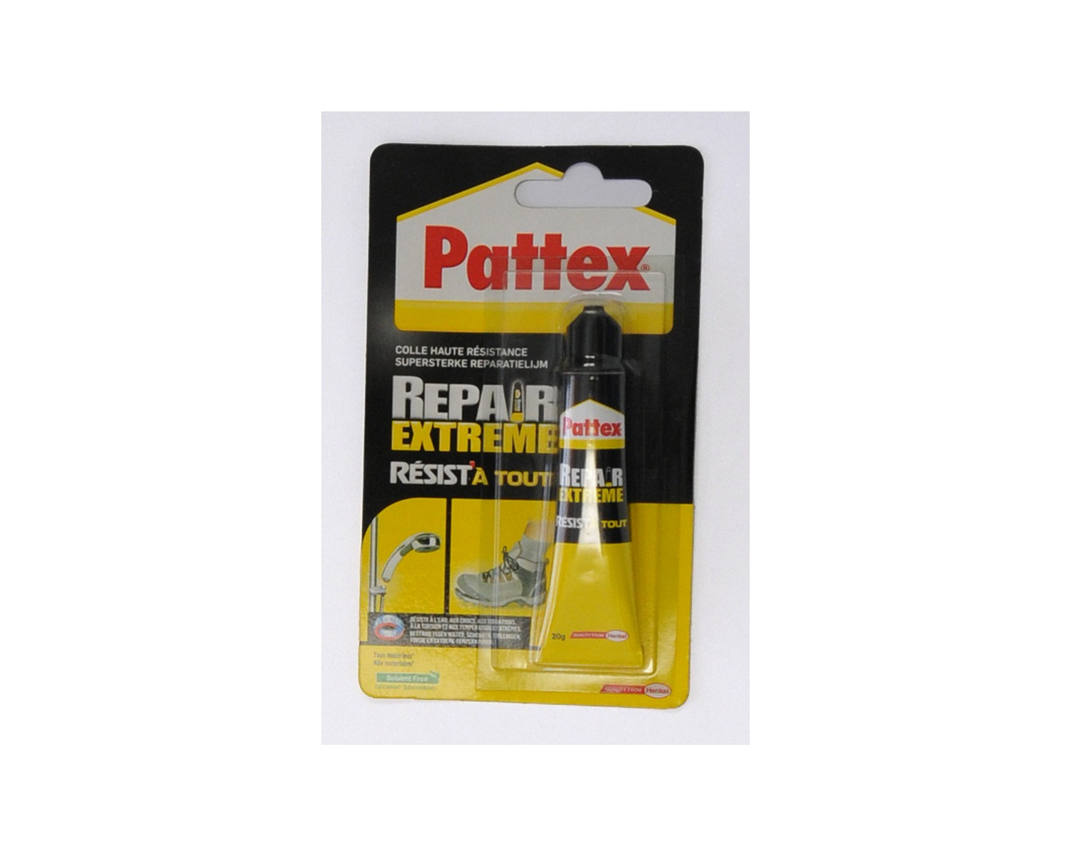 pattex colle multi usages 100 repair gel 20g colle bigship accastillage accessoires pour. Black Bedroom Furniture Sets. Home Design Ideas