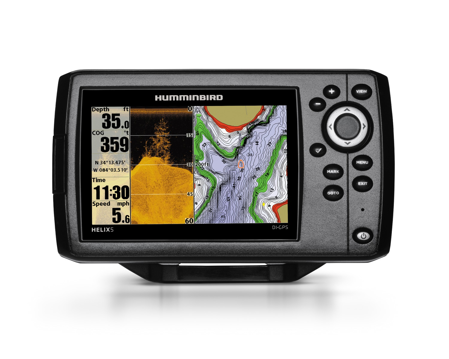 humminbird helix 5gps hd di sonde ta combin s gps sondeur bigship accastillage. Black Bedroom Furniture Sets. Home Design Ideas