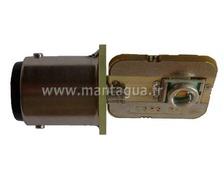 MANTAGUA Ampoule LED BA15D lateral 10W blanc chaud dif. 40°