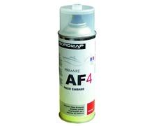 SOROMAP Aérosol 400mL primaire AF4 transparent