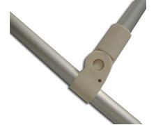 BIGSHIP Embout intermédiaire pour bimini tube 20mm