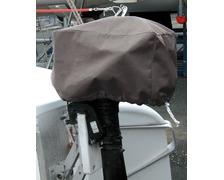BIGSHIP Housse moteur 45x25x30cm pour moteur 2 à 9,9 chevaux
