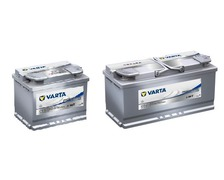 VARTA Professional Dual Purpose - AGM