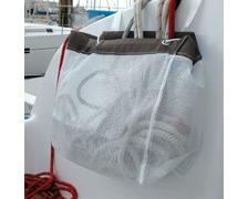 BIGSHIP Sac à drisse en grille PVC et sandow 40x30x15