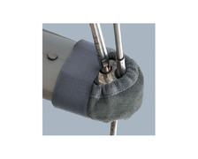 WATERLINE Protections barre de flèche cuir 122 à 154mm les 2