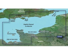 GARMIN BlueChart g3Vision HD small - VEU456S