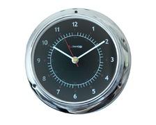 BIGSHIP Pendule chrome 95mm