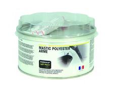 SOROMAP Mastic polyester armé Fibroboat 200g + catalyseur