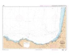 SHOM à plat 7657 De Mimizan-Plage à Cabo de Ajo