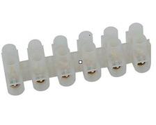 Barrette de 6 connecteurs 10 mm²