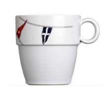 MARINE BUSINESS Regata mugs (x6)