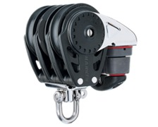 HARKEN Poulie winch triple Carbo Rachamatic