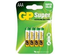GP Piles LR3 AAA, blister de 4