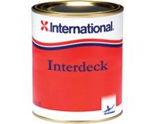 INTERNATIONAL Laque Interdeck 0.75L blanc 001