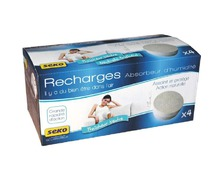 Lot de 4 recharges de 500gr Tab's