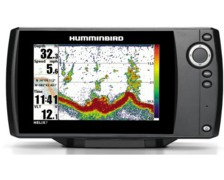 HUMMINBIRD Combiné GPS Helix 7 G3 CHIRP sonde TA