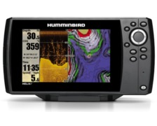 HUMMINBIRD Combiné GPS Helix 7 G3 CHIRP MEGA DI sonde TA