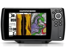 HUMMINBIRD Combiné GPS Helix 7 G2 CHIRP SI sonde TA