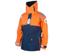 COTTEN Veste TROPHÉE Orange/Marine XS