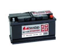 BIGSHIP Batterie starter 74Ah