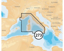 NAVIONICS Platinum+ XL SD Ouest Italie Corse Sardaigne 5P273