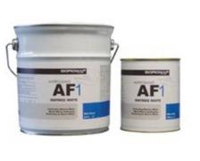 SOROMAP AF1 antifouling 0,75L blanc/gris