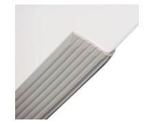 KeelShield gris clair -  1.21m