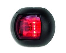 TREM Orsa LED feu de babord rouge noir (112,5°)
