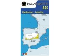 NAVICARTE 555 Capbreton, Lekeito
