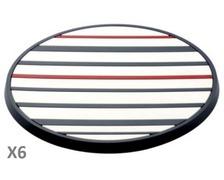 MARINE BUSINESS Cannes sous-verres  (x6)