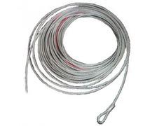 Câble inox 1 boucle - 15m