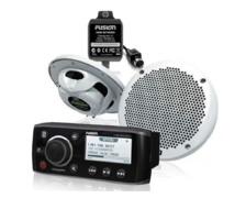 Pack FUSION RA-205 + enceintes 6 slim + Bluetooth