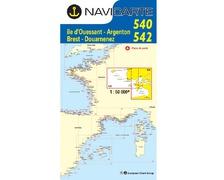 NAVICARTE BICARTE N°540+542