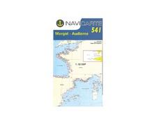 NAVICARTE Carte n°541 Morgat-Audierne-Ile de Sein