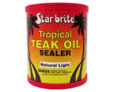 STAR BRITE Tropical Teak oil Natural light 500 mL