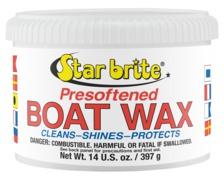 STAR BRITE Cire pour bateaux Boat Wax 400g