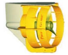 PROP GUARD Protection d'hélice 9''