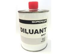 SOROMAP Diluant pour apprêt AP 21 - 500mL