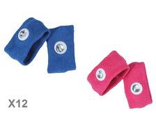 Kit complet 12 bracelets anti-nausées (3L - 9S) + présentoir