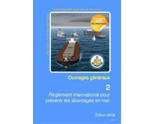 SHOM Règlement inter. pour prévenir les abordages en mer