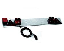 Rampe de signalisation metal